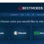 BestMixer service can change bitcoin, bitcoin cash, litecoin and ethereum
