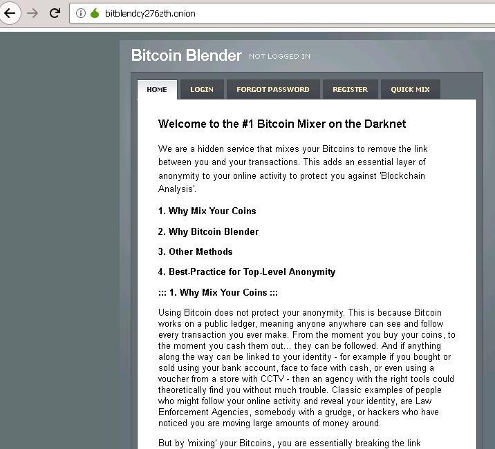 BitBlender
